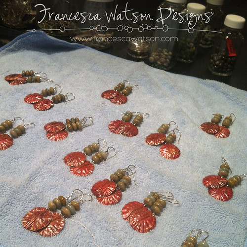 Falling Leaves - First Series by Francesca Watson Designs