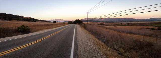 Evening Bike Ride