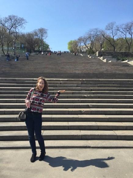 Moving to Kiev_Potempkin Steps