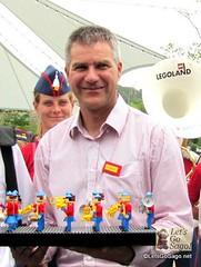 Siegfried Boerst in the Sept 14 Media Launch