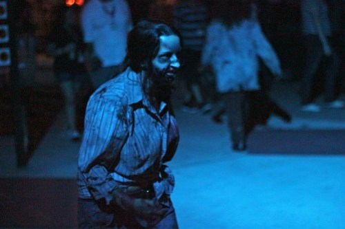 Zombies at Halloween Horror Nights 2012