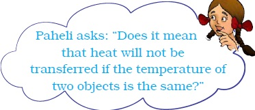 NCERT Class VII Science Chapter 4 Heat