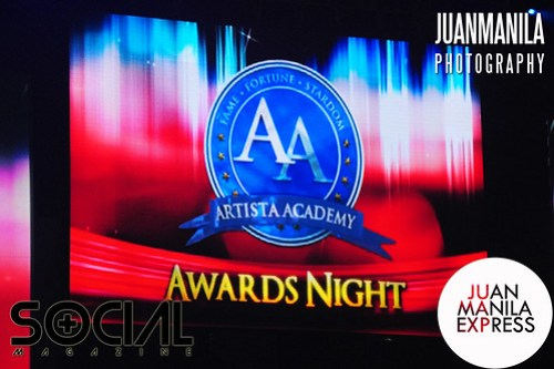 TV5 Artista Academy Awards Night.