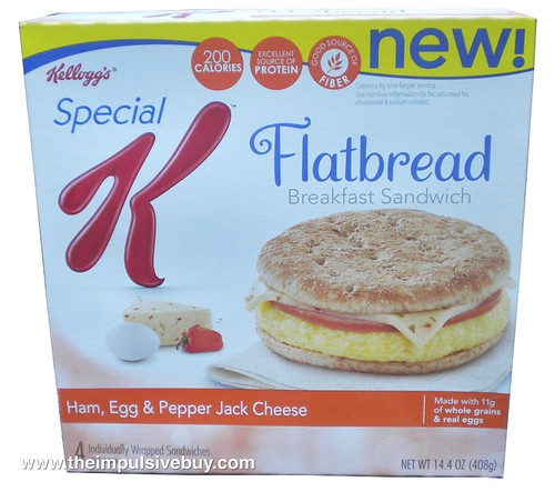 Special K Flatbread