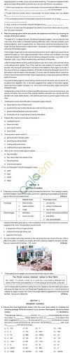CBSE Sample Papers for Class 10 SA2 2014 – English Communicative