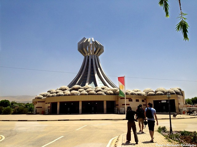 Halabja Massacre Memorial