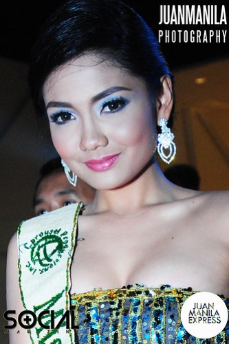 Miss Earth - Water 2011 Athena Mae Imperial is one of our real gem to be proud of.