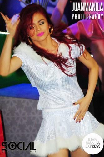 Philippine All Stars dancer.