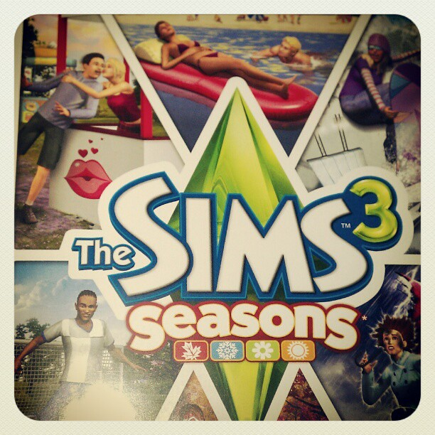 Hehehe #sims3 #sims3seasons