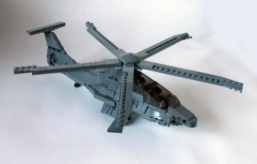 Shadow stealth helicopter (1)