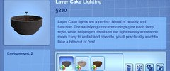 Layer Cake Lighting