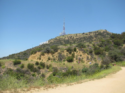 Bat Cave to Hollywood Sign 5-12