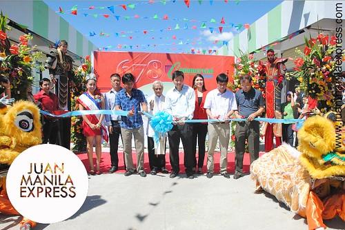 678 Mall Cavite Opening.