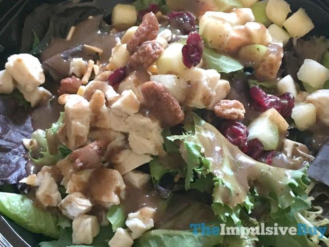 Domino's Chicken Apple Pecan Salad 3