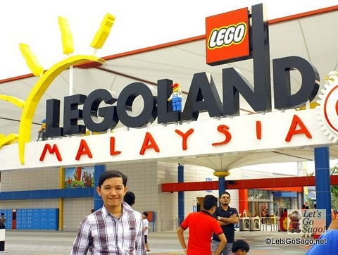 Legoland in Johor, Malaysia