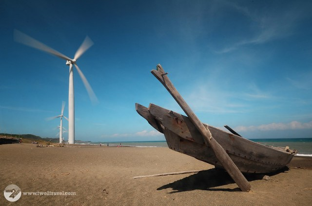 Bangui windmills, Ilocos Norte, Philippines | Two2Travel.com