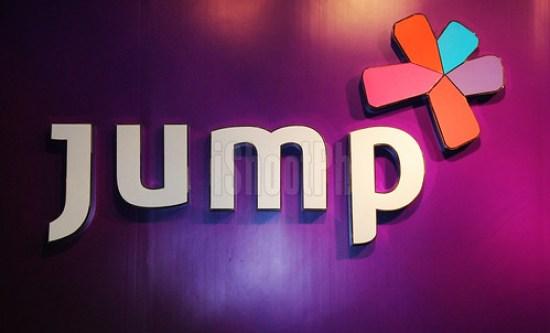 SMART Jump Center logo in SM Megamall.