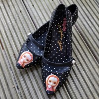 Irregular Choice Blythe Shoes