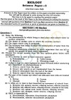 ICSE Class X Exam Question Papers 2012: Biology (Science Paper 3) Image by AglaSem