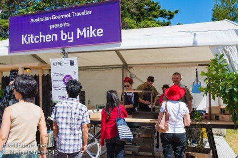 Taste of Sydney - Kitchen by Mike stall
