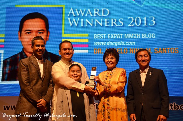 BEST EXPAT BLOG AWARD MITBCA 2013