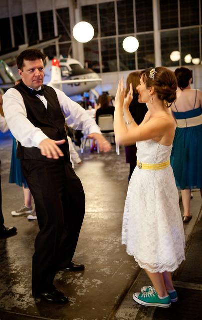 Dancing to the Beastie Boys