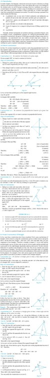 NCERT Class IX Maths Chapter 11 Constructions