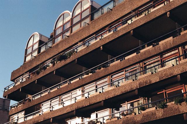 barbican apartments