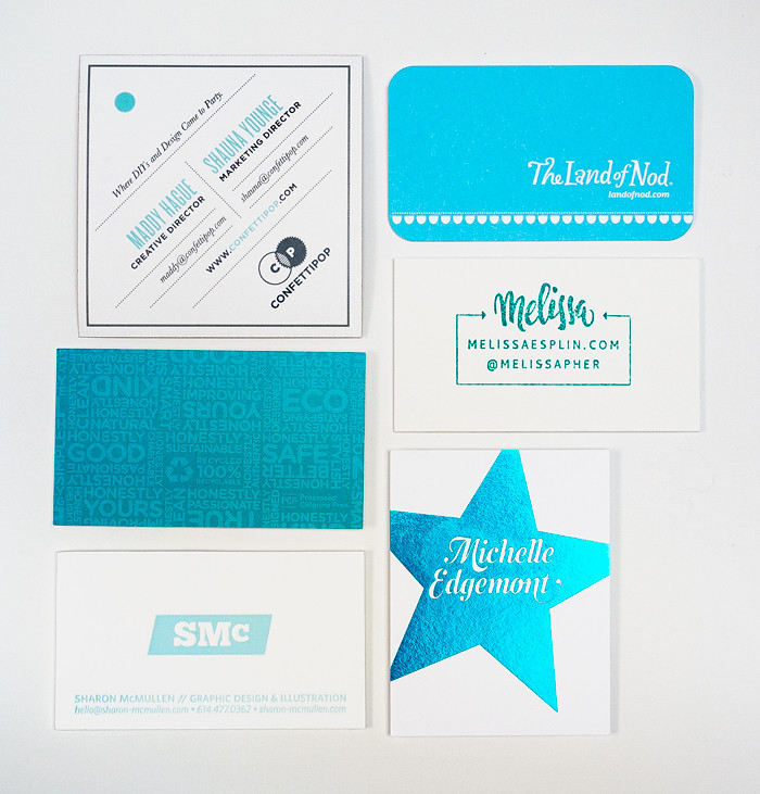 Alt Summit Business Cards 2013 - Blue