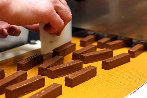 Le Chocolat, Paris - chocolate bars