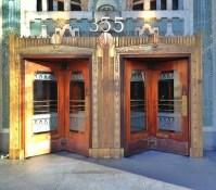 Revolving Doors at The Marine Building