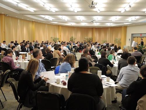 Robert Glazer speaking at Performance Marketing Summit 2013