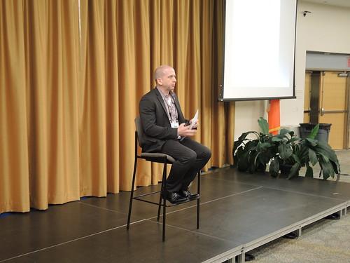 Scott Allan of Rakuten LinkShare at Performance Marketing Summit 2013