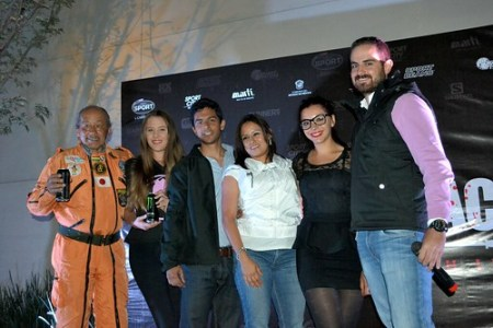Premiación Spartan Race México