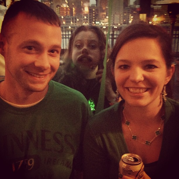 Best. Photobomb. Ever.