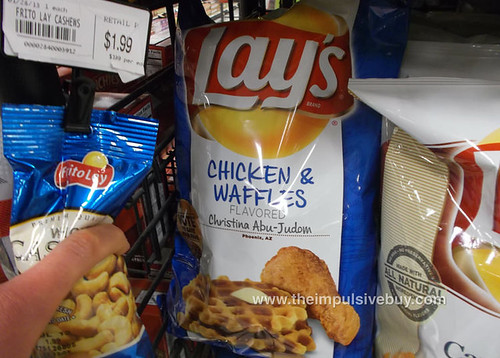 Lay's Chicken and Waffles