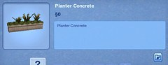 Planter Concrete