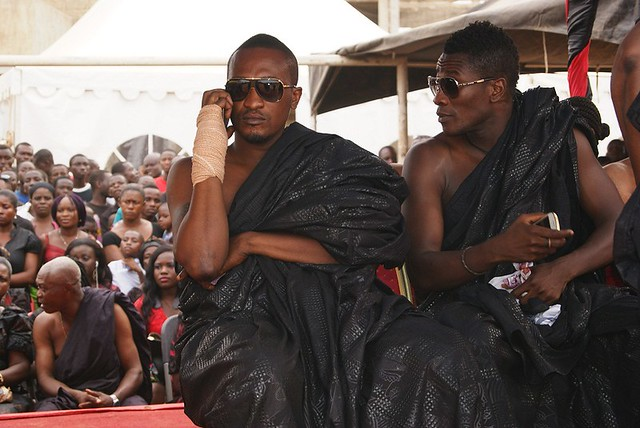 8564011051 c47cde8ee8 z Photos from the burial of Asamoah Gyan's mother