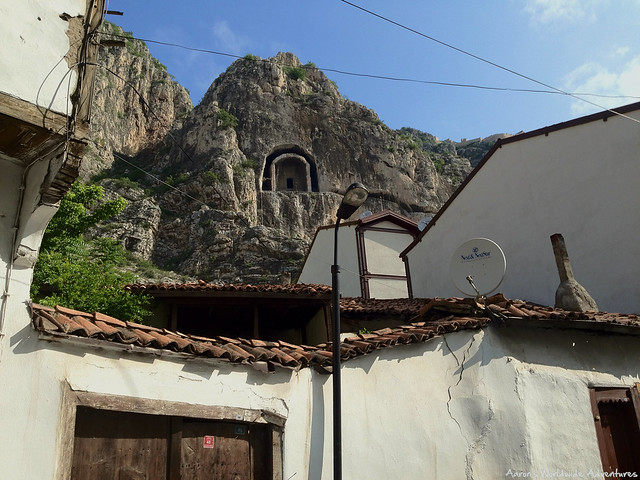 Pontus Tombs in Amasya