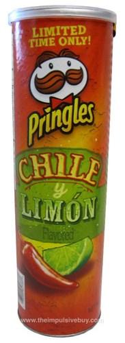 Pringles Chile y Limo?n