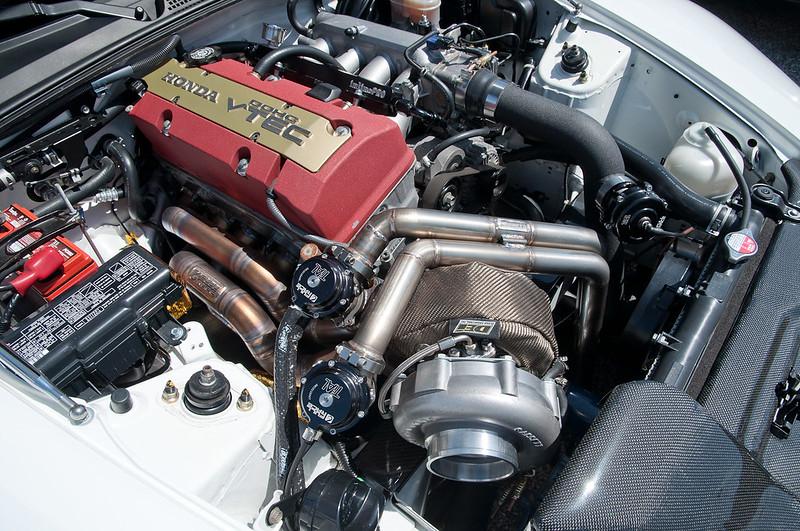 Honda S2000 Full-Race turbo