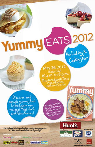 Yummy Eats 2012