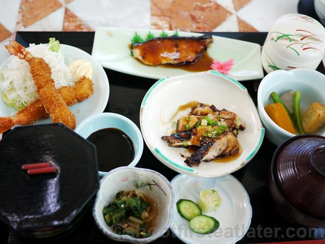 Yurakuen Japanese Restaurant-011