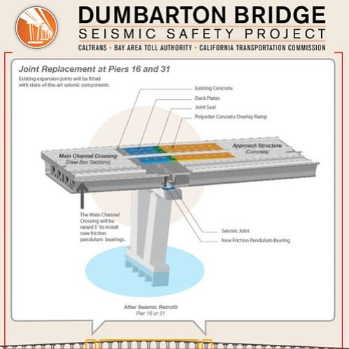 Dumbarton Bridge Closed Memorial Day Weekend 2012