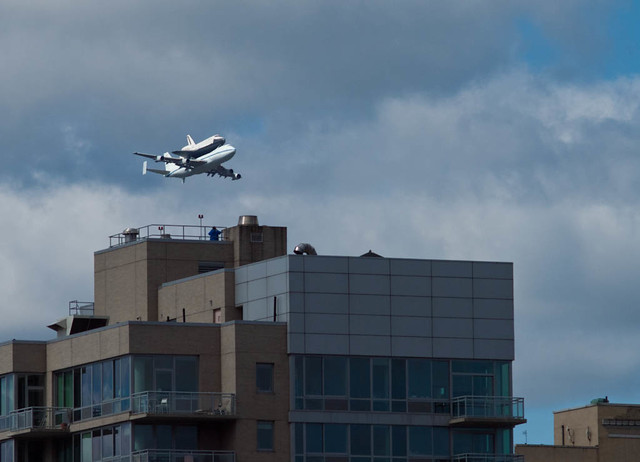 Space Shuttle NYC