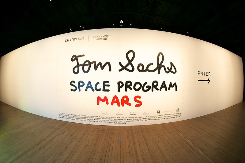 Tom Sachs Space Program Mars - brandonremler.com -  1