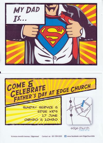 Father's Day Invitation 2012: My Dad is ... Superman | Flickr - Photo Sharing!