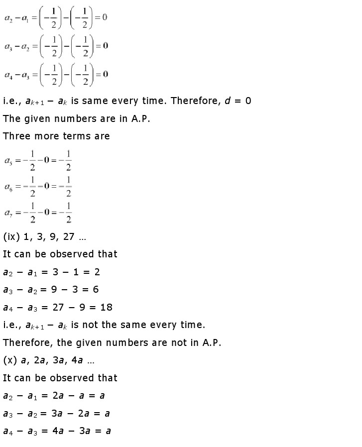 NCERT Solutions for Class 10th Maths: Chapter 4 - Quadratic Equations