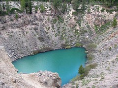 Inyo Craters Trail in Mammoth