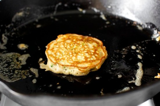 pancake, delightfully splat-shaped
